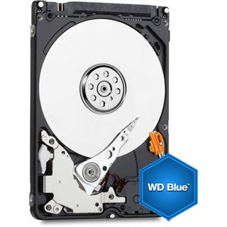 """750GB WD Blue WD7500BPVX 8MB 2.5"""" (6.4cm) SATA 6Gb/s"""