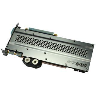 Watercool Heatkiller GTX Titan Backplate für NVIDIA GTX Titan, GTX 780, GTX 770 (16006)