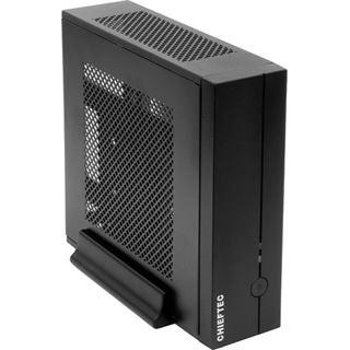 Chieftec Compact IX-01B ITX Tower ohne Netzteil schwarz