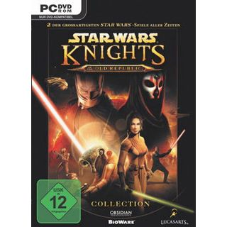Lucasarts Knights of the Old Republic Collection (PC)