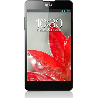 LG Electronics Optimus G E975 32 GB schwarz
