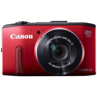 Canon PowerShot SX280 HS - Digitalkamera