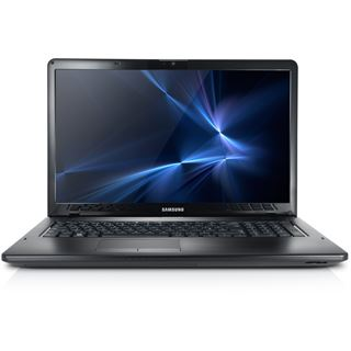 "17,3"" (43,94cm) Samsung Serie 3 350E7C S - 17"""" Notebook - 2.4 GHz, 43,94-cm-Display"""