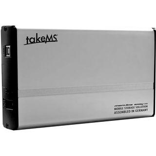 """1000GB takeMS mem.line TMSML1TBSAT3503 3.5"""" (8.9cm) USB 2.0 schwarz"""