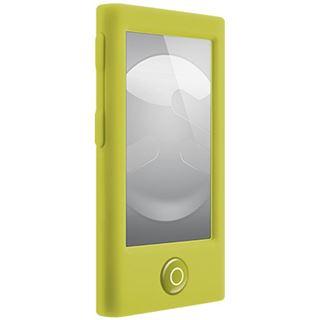 SwitchEasy Colors Yellow (SW-COLN7-L): Silicon Protection Solution für iPod Nano 7G