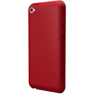 SwitchEasy Colors Crimson (SW-COLT4-R): Silicon Protection Solution für iPod Touch 4G