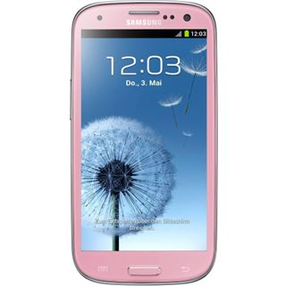 Samsung Galaxy S3 I9300 16 GB pink