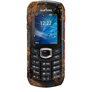 Samsung B2710 36 MB schwarz/rot