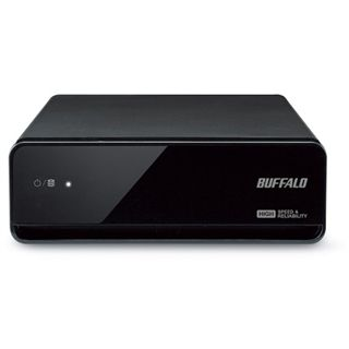 "1000GB Buffalo DriveStation HD-AVS1.0U3-EU 3.5"" (8.9cm) USB 3. schwarz"