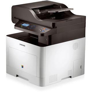 Samsung CLX-6260FR_P-CLX-4NXXJ11 Farblaser Drucken / Scannen / Kopieren / Faxen LAN / USB 2.0