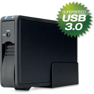 """Fantec 1643 3.5"""" (8,89cm) USB 3.0 schwarz"""