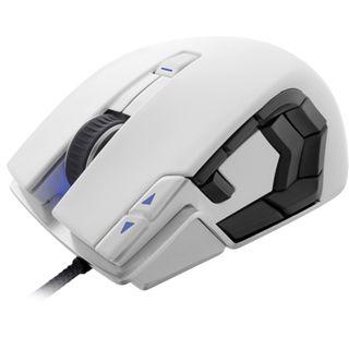 Corsair Vengeance M95 Laser Gaming Mouse USB weiß (kabelgebunden)