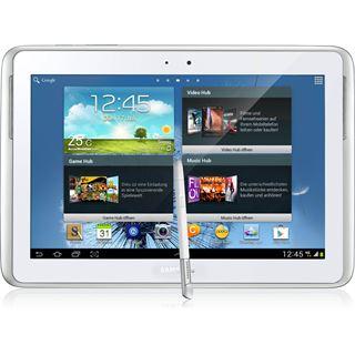 """10.1"""" (25,65cm) Samsung Galaxy Note 10.1 3G/4G/WiFi/Bluetooth V4.0 16GB weiss"""