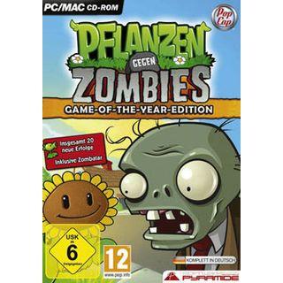 Pflanzen gegen Zombies GotY Edition