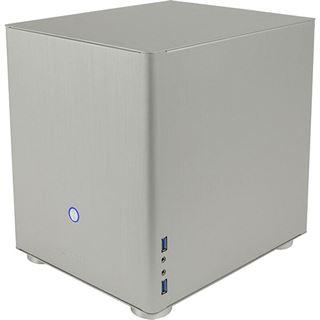 Cooltek Coolcube Maxi ITX Tower ohne Netzteil silber