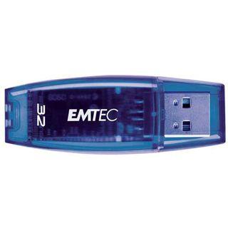 32 GB EMTEC C410 Color Mix blau USB 2.0