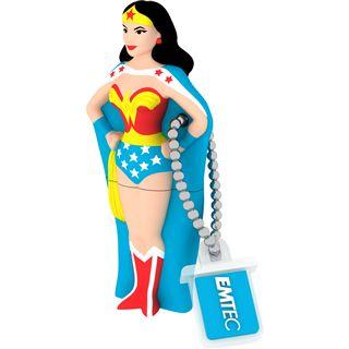 8 GB EMTEC SH 102 Wonder Woman rot/blau/gelb USB 2.0
