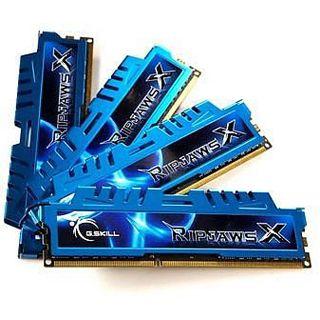 32GB G.Skill RipJawsX DDR3-2133 DIMM CL10 Quad Kit