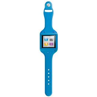 SwitchEasy TICKER Blue (SW-TKN6-BL):Protection Solution für iPod nano 6G