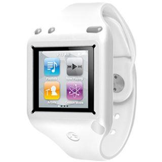 SwitchEasy TICKER White (SW-TKN6-W):Protection Solution für iPod nano 6G