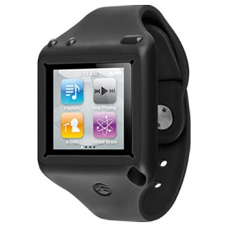 SwitchEasy TICKER Black (SW-TKN6-BK):Protection Solution für iPod nano 6G