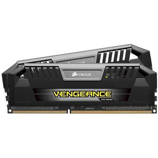 8GB Corsair Vengeance Pro Series silber DDR3-1866 DIMM CL9 Dual Kit