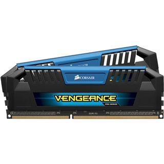 16GB Corsair Vengeance Pro blau DDR3-1600 DIMM CL9 Dual Kit