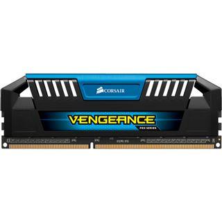 16GB Corsair Vengeance Pro Series blau DDR3-1866 DIMM CL9 Dual Kit