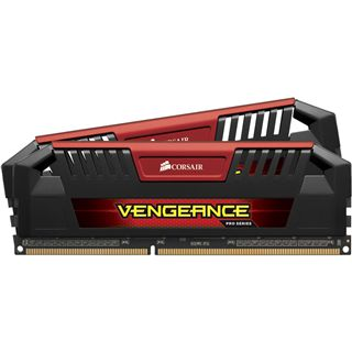 8GB Corsair Vengeance Pro rot DDR3-1600 DIMM CL9 Dual Kit