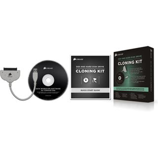 Corsair Cloning Kit für SSDs und HDDs (CSSD-UPGRADEKIT)