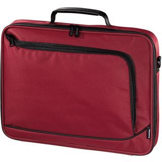 Hama Notebook-Tasche Sportsline Bordeaux, Displaygr. bis 40 cm (15,6), Rot