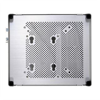 Lian Li PC-Q27A ITX Tower ohne Netzteil silber