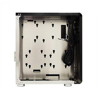 Cubitek Mini Cube ITX Tower ohne Netzteil schwarz