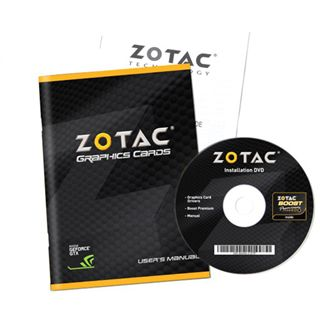 1GB ZOTAC GeForce GT 610 Passiv PCI (Retail)