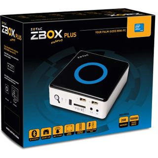 ZOTAC ZBOX nano ID62 Plus BE Mini PC