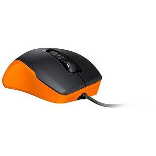 Roccat Kone Pure USB schwarz/orange (kabelgebunden)