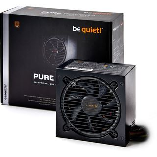 500 Watt be quiet! Pure Power L8 Non-Modular 80+ Bronze
