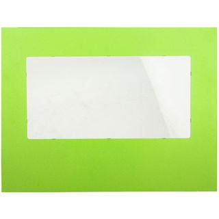BitFenix Window Side Panel grün Seitenteil für Prodigy (BFC-PRO-300-GGWA-RP )