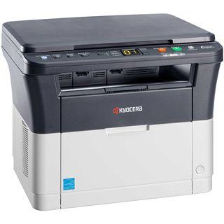 Kyocera FS-1220MFP S/W Laser Drucken/Scannen/Kopieren USB 2.0