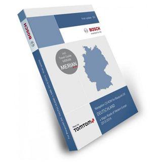 Tele Atlas CD Deutschland + MRE 2013/2014 für TP DX