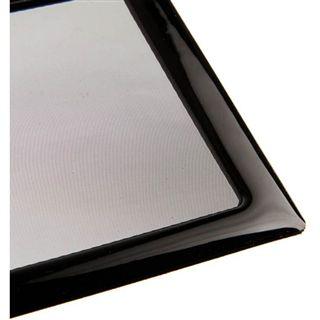 DEMCiflex CoolerMaster Set schwarz Staubfilter für HAF X (HAFX Set black mesh)