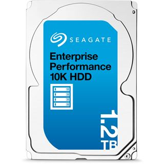 "1200GB Seagate Enterprise Performance 10K HDD ST1200MM0007 64MB 2.5"" (6.4cm) SAS 6Gb/s"
