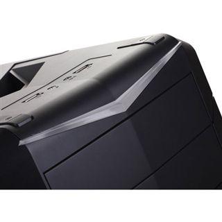 Silverstone Raven Evolution RV02-EW mit Sichtfenster Midi Tower ohne Netzteil schwarz