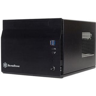 Silverstone Sugo SG06-Lite Wuerfel ohne Netzteil schwarz