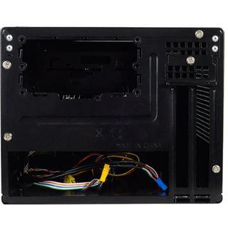 Silverstone Sugo SG05-Lite ITX Tower ohne Netzteil schwarz
