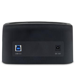"""Fantec ER-U3 USB 3.0 Dockingstation für 2.5"""" und 3.5"""" Festplatten (1642)"""