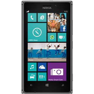 Nokia Lumia 925 16 GB grau