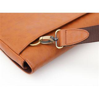 "CoolBananas OldSchool Slim Leder für MacBook Pro 15"" (38cm) braun"