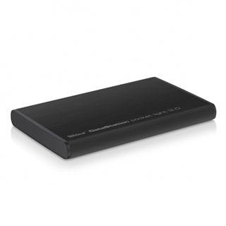 """1000GB TrekStor DataStation pocket light 86770 2.5"""" (6.4cm) USB 3.0 schwarz"""