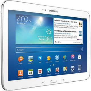 "10.1"" (25,65cm) Samsung Galaxy Tab 3 10.1 P5210 WiFi/Bluetooth V2.1 16GB weiss"